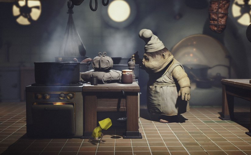 Se acerca Halloween! Juega Little Nightmares