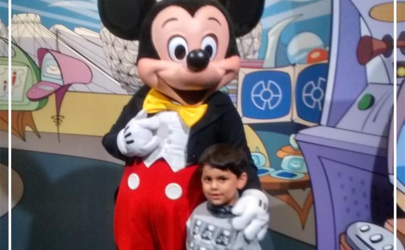 Feliz cumpleaños Mickey!!!