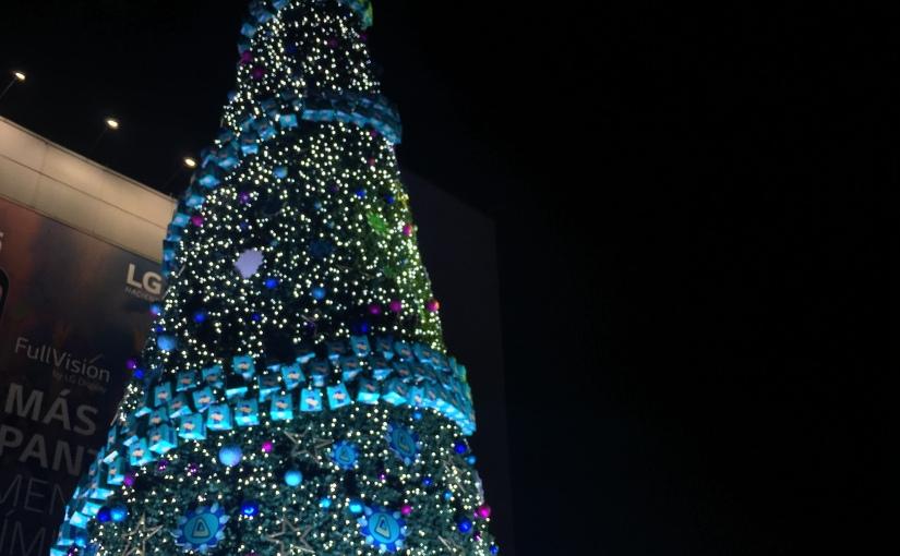 La Navidad empezó en Huancayo yLima