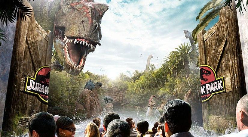 Los 4 villanos (no humanos) de Jurassic Park(VIDEOS)