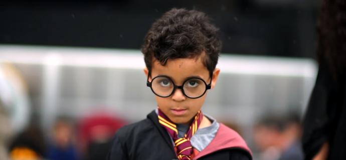 Atención magos, brujas y muggles! Harry Potter Celebration2018