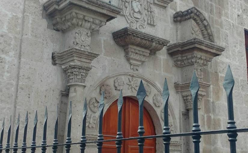 AREQUIPA | Centro histórico paracaminar