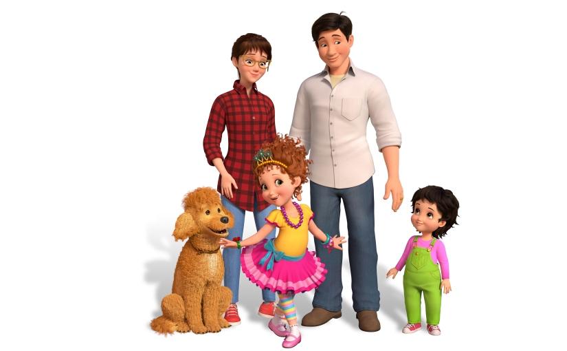 Nuevas series en DisneyJunior