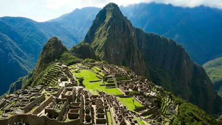 "Machu Picchu ganó como ""Destino Top de Ensueño"""
