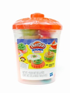 PLAY DOH COOKIE JAR