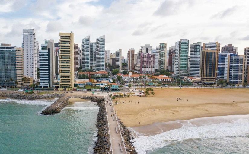 Copa Airlines inaugura vuelos directos entre Panamá y Fortaleza enBrazil