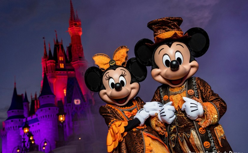 10 cosas para hacer en Mickey's Not So Scary Halloween Party