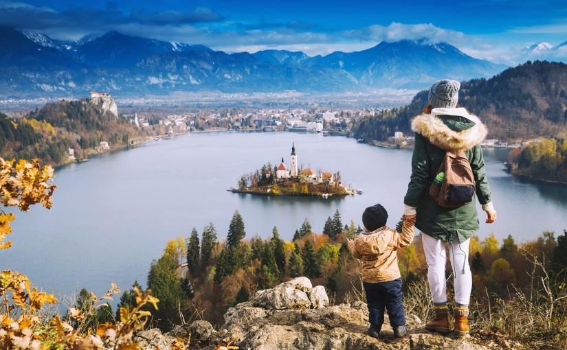 4 tipos de viajes a realizar si tienes niños encasa