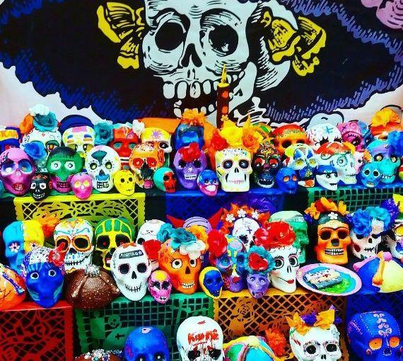5 razones para festejar el día de los muertos enMéxico