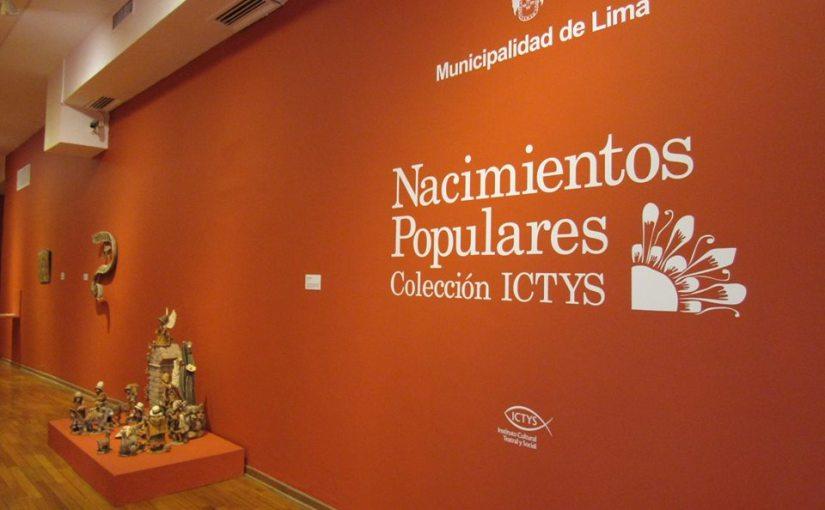 Navidad en Lima,nacimientos
