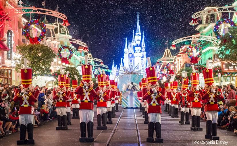 Disney ya se alista para la Navidad ¿Cómo lo hace? ¿Dónde tomartefotos?