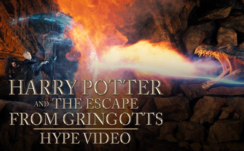 VIDEO |El mundo de HarryPotter