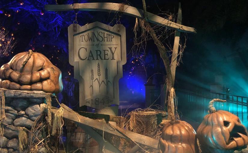 Universal anuncia fechas para el Halloween2019