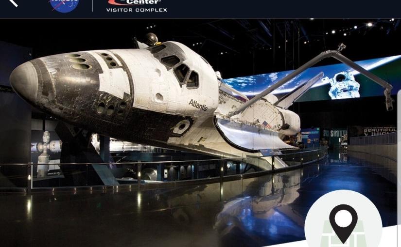 La APP para visitar la NASA en CaboCañaveral
