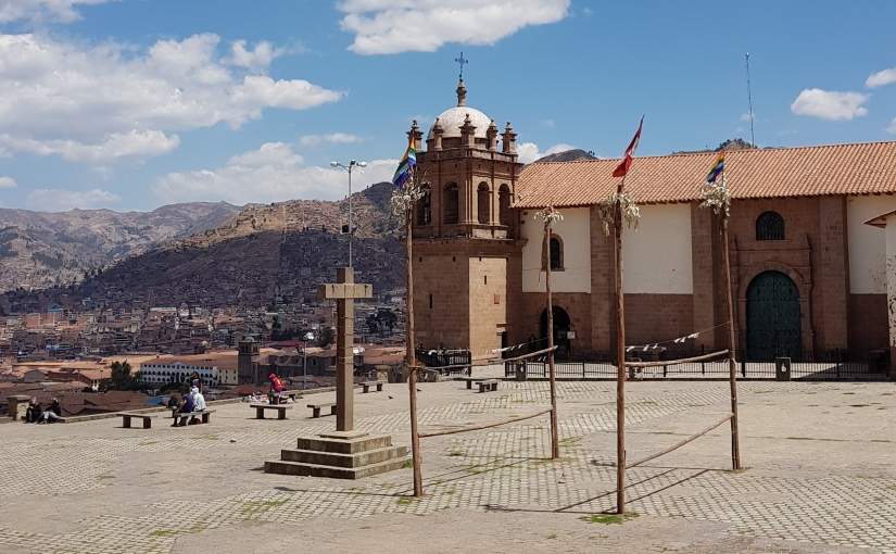 Cusco | San Cristóbal, un miradoroculto