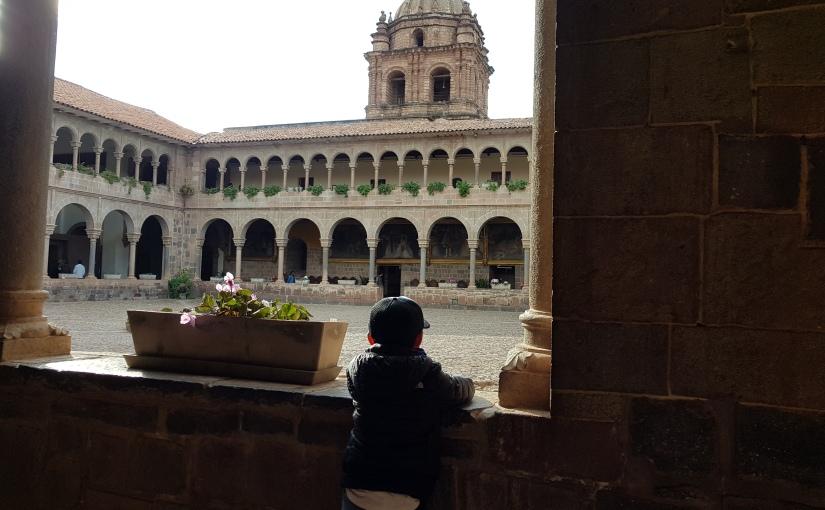 Cusco |El gran templo del sol (Qoricancha)