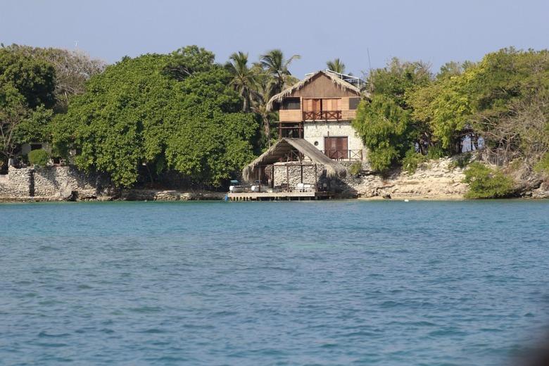 Isla Rosario Cartagena Colombia (1)