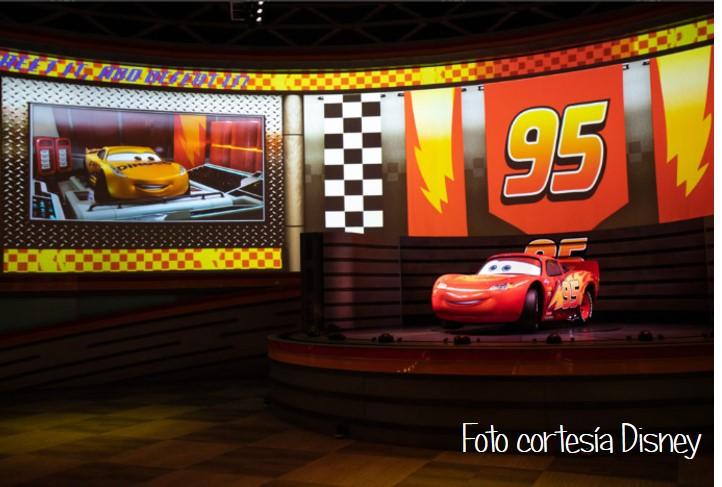 Disney| Rayo McQueen's Racing Academy yaabrió