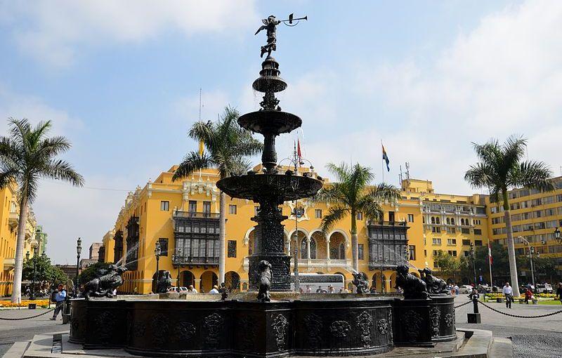 Lima | 5 imperdibles de su plaza dearmas