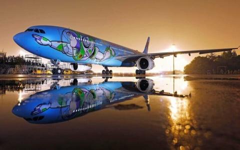 Avión de Toy Storylisto!