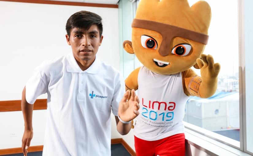 Yuri Labra viaja a España para su última competencia previa aPanamericanos