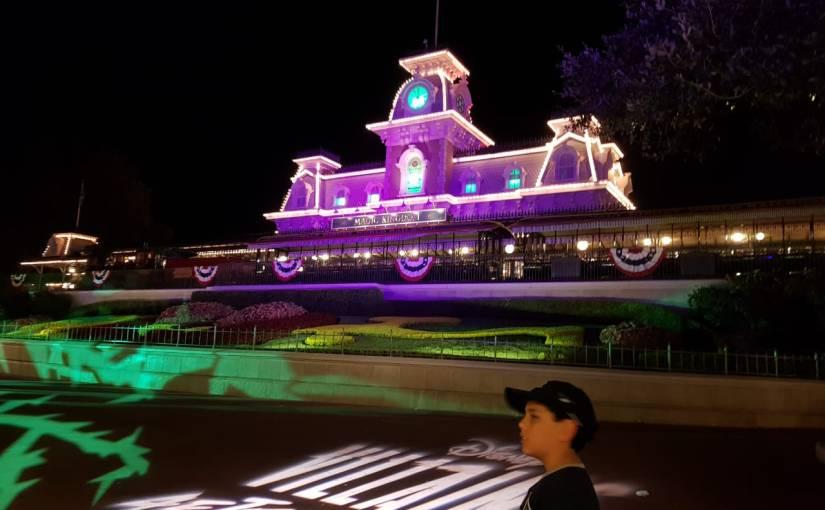 Disney | La ruta para la fiesta de losVillanos