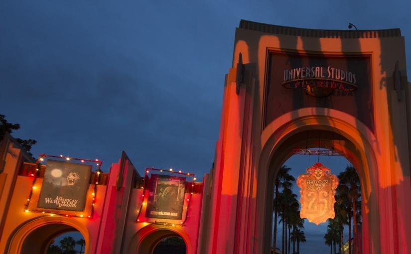 Zombies listos para Universal Studios Florida (NO APTO PARANIÑOS)