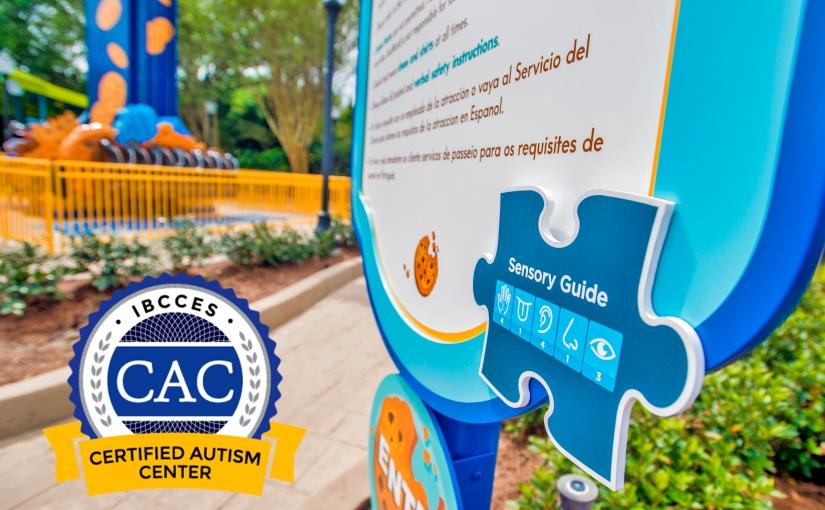 SeaWorld Orlando es ahora un centro certificado deautismo
