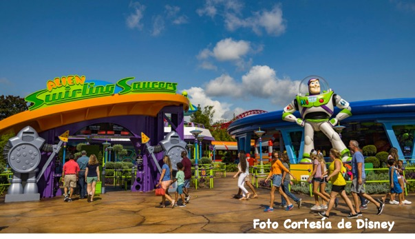 6 datos de Toy Story Land